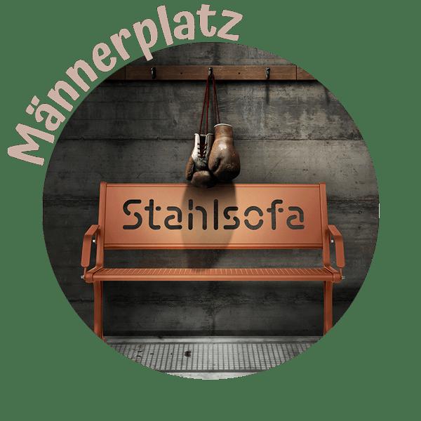 Stahlfunken_Maennerplatz-Classic-P600-Rost